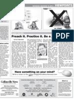 Collinsville News