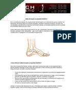 ¿Por qué es importante el cuidado de los pies en el paciente diabético