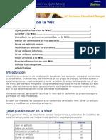 Manual de Uso Wiki