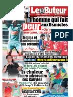 LE BUTEUR PDF du 22//09/2012