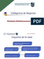 Inteligencia de Negocios Modelado Multidimensional