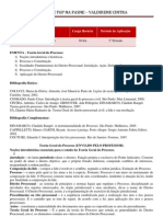 TGP - FASNE 3º PERIODO AULAS VALDIRENE CINTRA