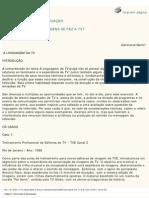DEBATE - TELEVISÃO E EDUCAÇÃO texto3