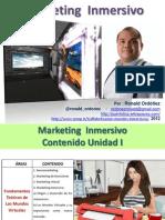 Marketing Inmersivo Unidad 01