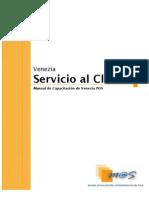 Manual de capacitación Servicio al Cliente-Venezia POS