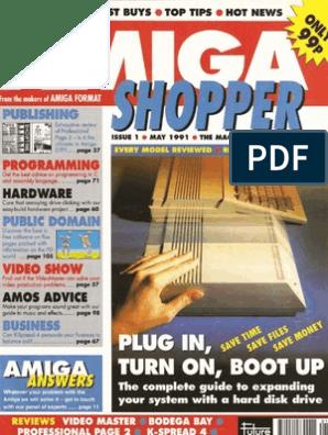 Amiga Shopper Magazine Issue 1 May 91   Recursion   Pointer