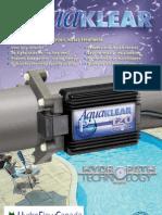 Aqua p Range Brochure