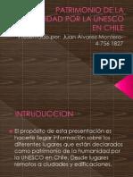 Patrimonio de La Humanidad Por La Unesco en Chile