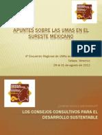 Apuntes Sobre Las UMAs en El Sureste Mexicano
