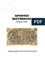 Apuntes Históricos - Primera Parte