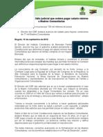 BOLETIN ENCUENTRO DEFENSORES 13 -09 -12