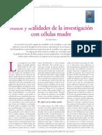 Investigacion Con Celulas Madre_2005