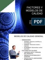 Factores y Modelos