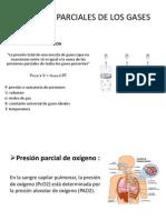Presiones Parciales de Los Gases Diapositivas