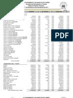 1.- Estado de Posicion Financieral Octubre 2011