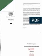 Anthony Pym - Translation Theory Translation in Systems 1999
