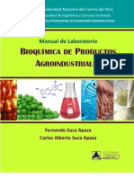 Manual Laboratorio Bioquimica Agroindustrial