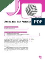 7. Atom, Ion Dan Molekul