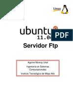 Servidor- Ftp Ubuntu 11.04