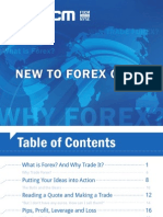 FXCM Micro New to Forex Guide