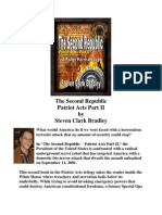 The Second Republic - Excerpt Flying Dead!