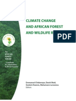 Climate Change and African Forest and Wildlife Resources