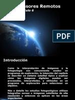 sensores remotos p1. Marisol Cordova