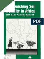 Replenishing Soil Fertility in Africa