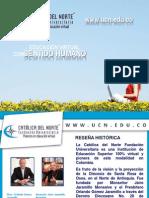 Presentación_Institucional Fundación Universitaria Católica del Norte