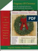 Holiday Wreath Fundraiser