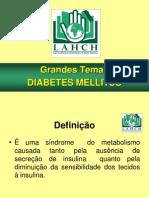 Grandes Temas Medicina - Diabetes Mellitus