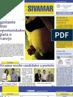 Jornal Sivamar Setembro