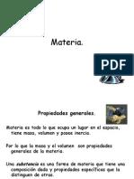 Unidad 1 - Propiedades de La Materia