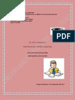Diario de Aprendizaje 5ta Edicion