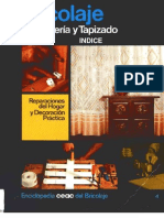 Bricolage-Carpinteria - Bricolaje, Ebanisteria Y Tapizado