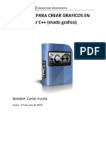 Manual de Modo Grafico en Dev c++