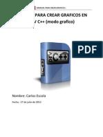 Manual de Modo Grafico en Dev c++