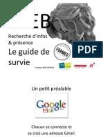 Web recherche et présence