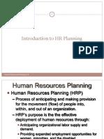 HRP Introduction