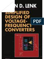 Basics of V/F and F/V converters
