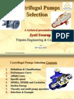 Cent Pumps Presentation