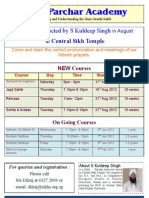 All Aug 12 Courses Kuldep Sing