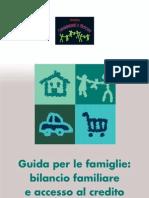 bilancio famigliare