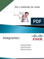 Planificación y cableado de redes - Cisco