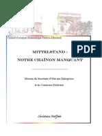 2010-04 Mittelstand notre chaînon manquant CAE Franco-Allemand - Christian Stoffaës