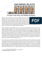 Plato_Guide to Middle and Early Dialogue