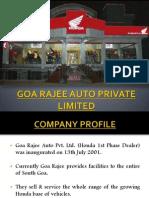 Goa Rajee