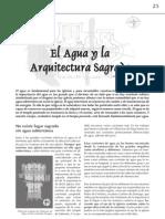 El Agua y La Arquitectura Sagrada