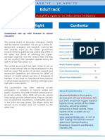 Four-S Fortnightly Education Track 6th August - 20th August 20123