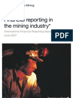 Ifrs Mining